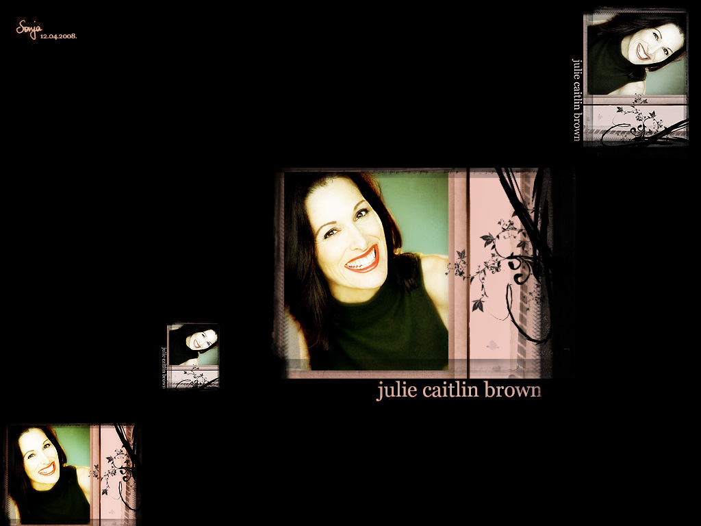 Julie Caitlin Brown - Wallpaper Gallery